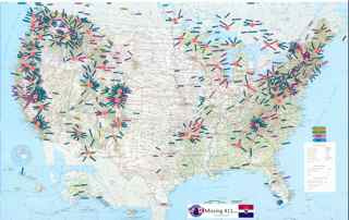 Amazing Missing 411 Cluster Map 22 Galleries - Printable Map - New ...